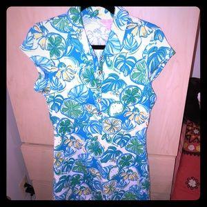 Lilly Pulitzer Rayna Polo Dress